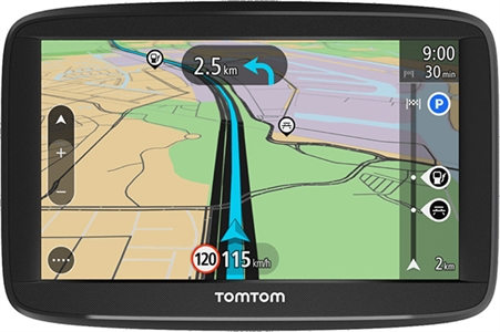 TOMTOM START 52 EUROPE | TOMTOM START 52 EUROPE test en review - Test Aankoop