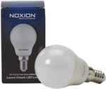 NOXION NOXION LUCENT CLASSIC LED LUSTRE 5W 827 P45 E14 CLEAR | EXTRA WARM WHITE - REPLACES 40W