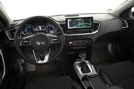 KIA XCEED 1.6 GDI PLUG-IN-HYBRID