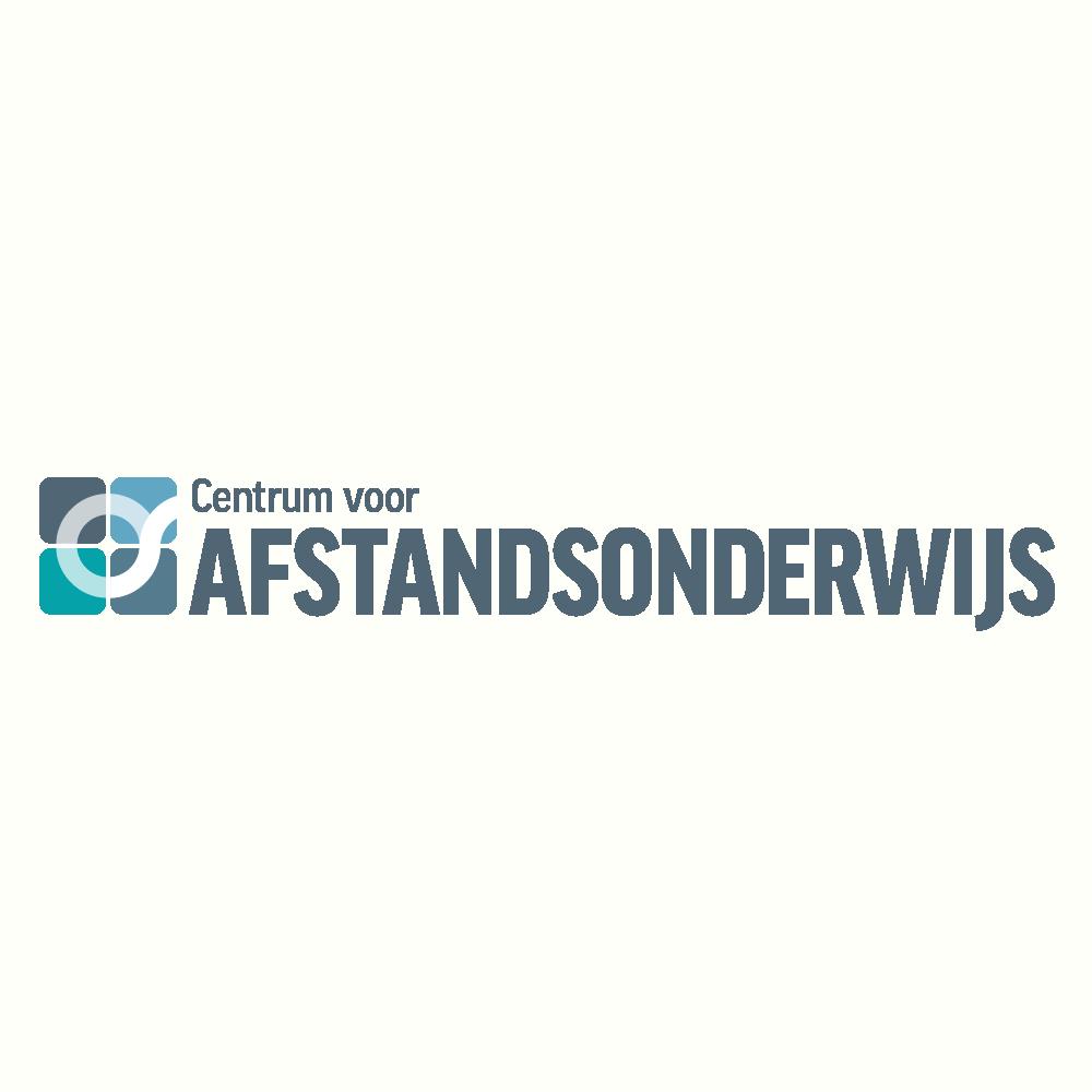 Centrum voor Afstandonderwijs logo