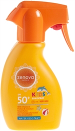 ZENOVA (ACTION) KIDS 50+ | Zonnecrème, zonnelotion of zonnespray?