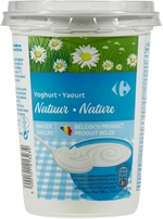 CARREFOUR Yoghurt natuur mager
