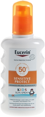 EUCERIN SENSITIVE PROTECT KIDS 50+ | Zonnecrème, zonnelotion of zonnespray?