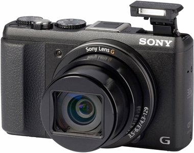 SONY CYBER-SHOT DSC-HX60 | SONY CYBER-SHOT DSC-HX60 test en review - Test Aankoop