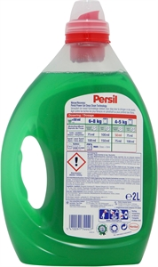 PERSIL POWER GEL | PERSIL POWER GEL test en review - Test Aankoop
