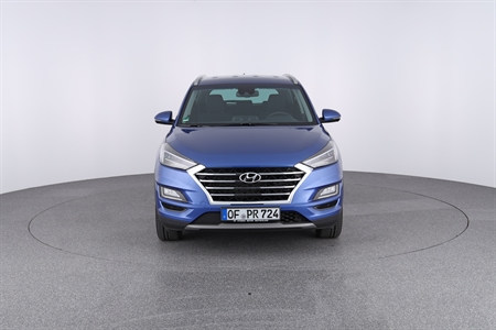 Hyundai Tucson | Hyundai Tucson test en review - Test Aankoop
