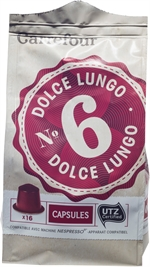 CARREFOUR n°6 dolce lungo