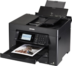 EPSON WORKFORCE PRO WF-7840DTWF | EPSON WORKFORCE PRO WF-7840DTWF test en review - Test Aankoop