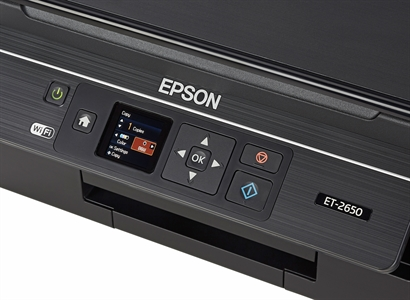 EPSON ECOTANK ET-2650 | EPSON ECOTANK ET-2650 test en review - Test Aankoop