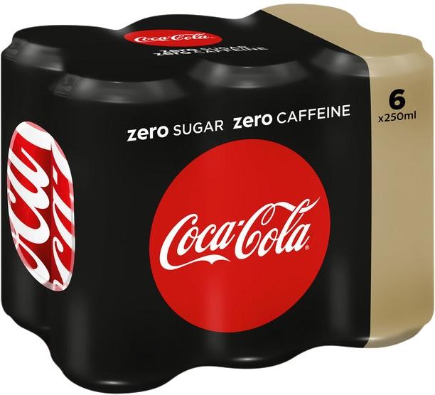 Coca Cola Zero Sugar Test